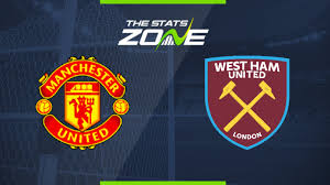 In the blink of an eye! 2019 20 Premier League Man Utd Vs West Ham Preview Prediction The Stats Zone