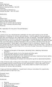 Letter Of Recommendation Mechanic 95 Entry Level Helicopter Mechanic Jobs The Biggest