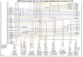 nissan ga16de wiring diagram with electrical wenkm com 98 nissan maxima alternator wiring diagram nissan ga16de wiring diagram with electrical