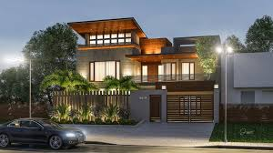 house exterior design pictures in india luxury exterior design and render for client at model town