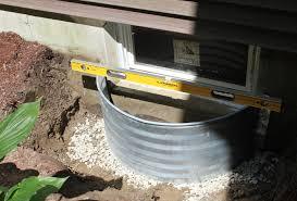 basement window well ideas. Basement Window Well Installation Daze How To Install A Pro Construction Guide Home Design 1 Ideas