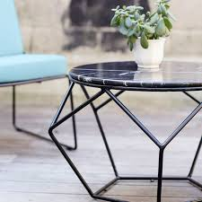 metal furniture design. marble and metal outdoor round coffee table furniture design i