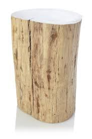 stump coffee table plans