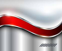 red and silver background.  Silver Abstract Silver Background Metallic With Red Wave Stock Vector  68356031 Inside Red And Silver Background