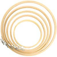 Embroidery Hoop Size Chart Amazon Best Sellers Best Embroidery Hoops