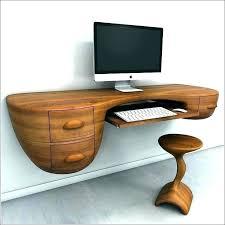 home office corner computer desk. Pc Desks For Home Corner Computer Office Desk White Homemade 3