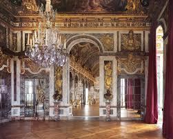 Château De Versailles Salon De La Guerre
