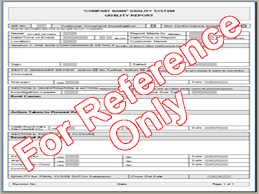Quality Control Incident Investigation Template