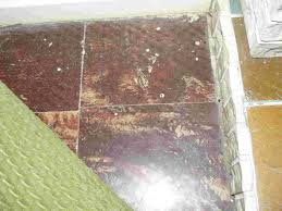 asbestos in floor tiles how to identify asbestos vinyl floor tile