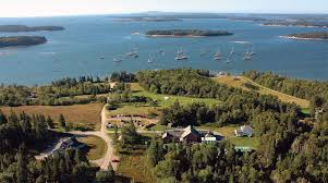 photo of woodenboat school campuw