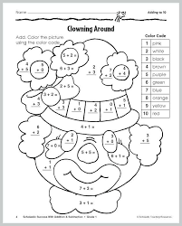 Worksheets For 1st Grade Sight Words First Grade Coloring Pages