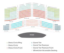 san francisco ballet seating charts inside primary war memorial opera house seating plan ideas