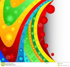 Colour Backgrounds Free Abstract Colourful Background From A Multi Colored Stock Vector
