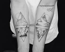 139 фото и эскизы тату горы значение татуировки горы