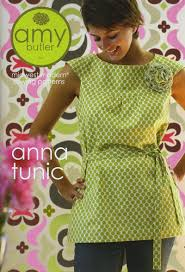 Amy Butler Patterns Adorable Amy Butler Purse Wearables Home Decor Patterns Anna Tunic