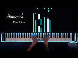 homesick duo lipa piano cover you