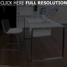 Modren Simple Home Office Desk Computer Q To Design Table Top Furniture  Modern Am: ...