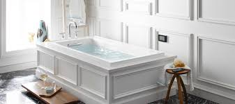 kohler corner bathtub dimensions ideas