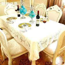 tablecloth for square table get ations a warm minimalist lace dust cover bedside cloth 36 round