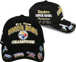 Pittsburgh Bowl Super Steelers Hats
