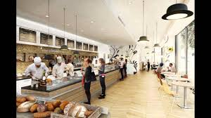 bakery and wine shop interior design  youtube