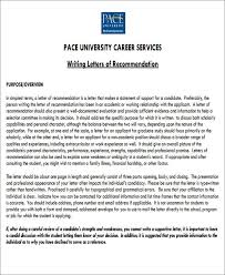 Decline To Write A Letter Of Recommendation Sample Letter Of Recommendation For Internship 6 Examples In Word Pdf