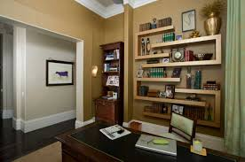 home office shelving ideas. Home Office Wall Shelving With Decorative Design Ideas In Gold Finish .