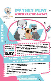 Entry 57 By Logopics For Happy Paws Dog Daycare Flyer Design