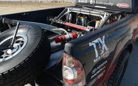 Baja Series Toyota Tacoma at Baja 1000 - Behind the Scenes - Truck ...