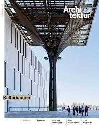 Architekturtechnik 01 2019 By Bl Verlag Ag Issuu