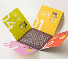 unique brochures 20 beautiful and creative brochure designs for inspiration