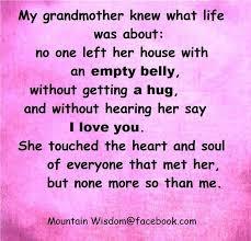 i love you grandma poems