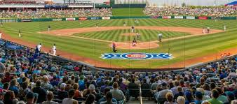 Wrigleyville West Chicago Cubs Spring Training Facility In