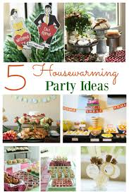 The best way to make a new house feel like a home is to hold a housewarming  party. The thoughts of holding a party can be stressful, but with some easy  food ...