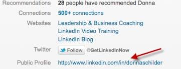 How To Put Your Linkedin Url On Your Resume Professional Resume