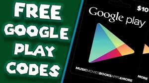 free app gift card codes no survey cards how to get free google play