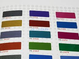 Bike Paint Colour Chart Usd 335 10 Taiwan Yongxiang Liquid Paint Color Card Bike