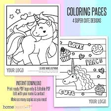 Crayola Unicorn Coloring Pages Also Personalized Coloring Pages
