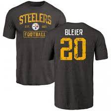 Men's Rocky T-shirt amp; Bleier Tri-blend Number Pittsburgh Black Distressed Steelers Name Middle East Facts: Haym Salomon Polish, Jewish, American Patriot