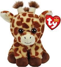 <b>Мягкая игрушка TY Жираф</b> Peaches 15см — купить в интернет ...