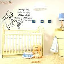 winnie the pooh wall art the pooh baby room stuff the pooh wall decals piglet es