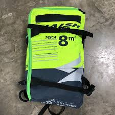 Naish Harness Size Chart 2019 Naish Pivot 8m Freeride Wave Kite Demo Kite