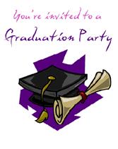 Free Template For Graduation Invitation Free Printable May 2014 Graduation Party Invitation Templates