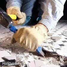 how to remove ceramic tile remove ceramic tile from a concrete floor remove ceramic tile adhesive