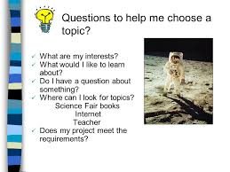 think like an inventor young inventor s fair choosing a topic 3 choosing a topic brainstorm a list