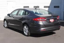 2018 ford fusion hybrid. exellent 2018 2018 ford fusion hybrid se fwd in spokane wa  wendle motors in ford fusion hybrid o
