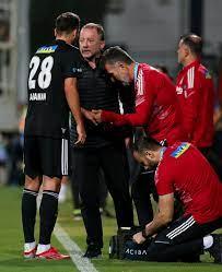 Sergen Yalçın, maç sonunda sakat futbolculara dair açıklamada bulundu