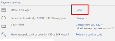 Cancel Office 365 How To Cancel An Office 365 Subscription And Get A Refund