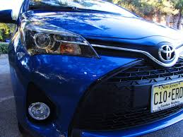 Capsule Review: 2015 Toyota Yaris - The Truth About Cars