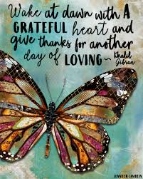 Wake At Dawn With A Grateful Heart Butterfly Beach Quotes Quotes